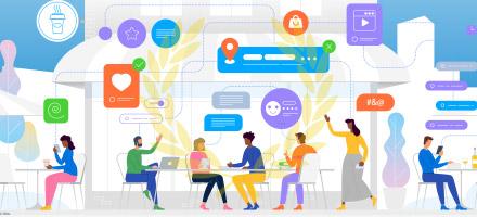 Community Management et Brand Content