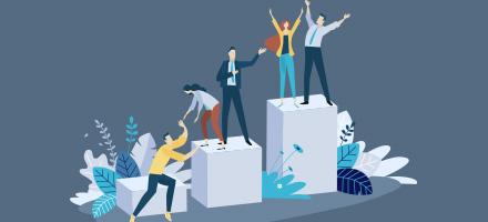 Dynamiser son évolution professionnelle à l'ère du digital
