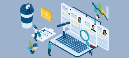 Recruter dans un monde numérique